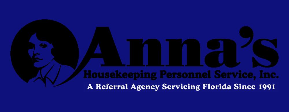 Anna's Housekeeping